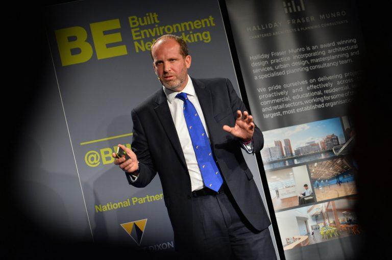 Stephen Wicks of Nuveen Real Estate