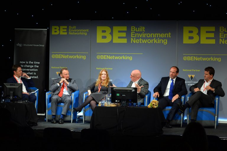 The Final Panel at Scotland Development Conference