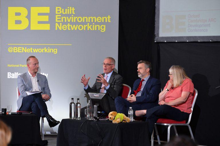 Universities Panel Oxford Cambridge Arc Development Conference 2019