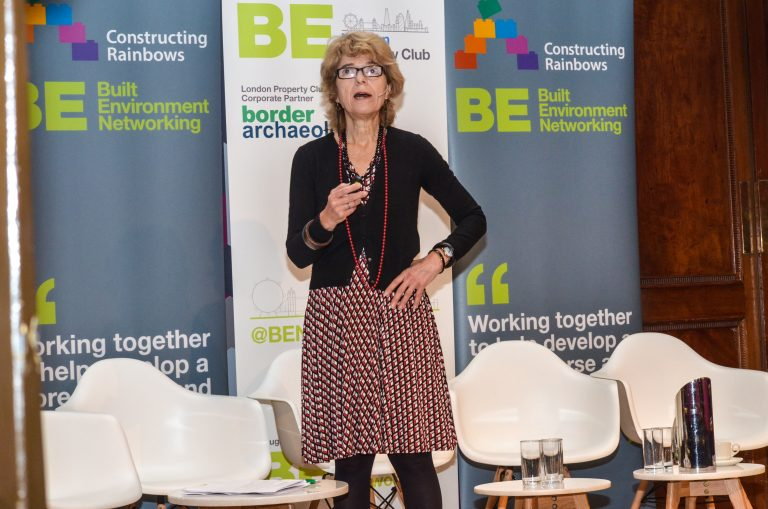 VIcky Pryce at LPC July 2019