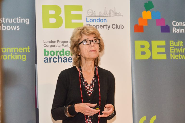 Vicky Pryce at London Property Club 2019 July