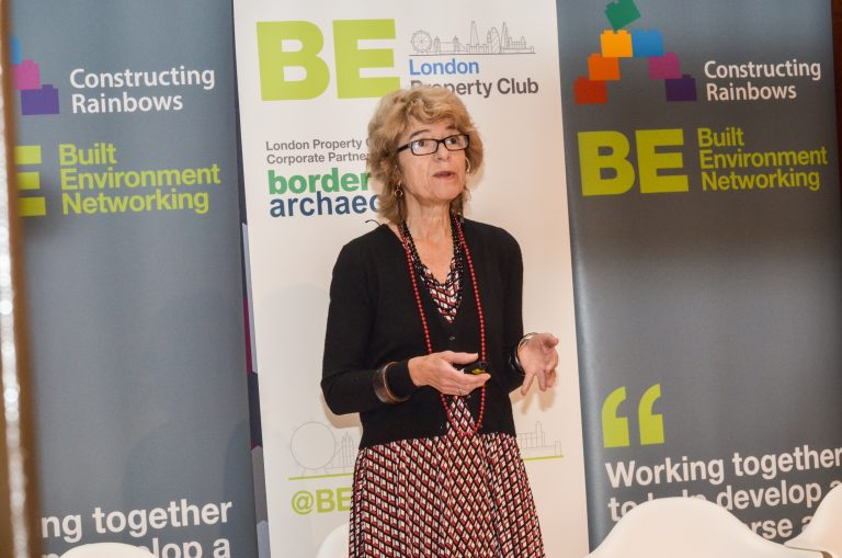 Vicky Pryce of CEBR at London Property Club July 2019