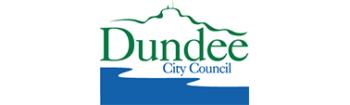 Dundee Council City Logo 378 x 113