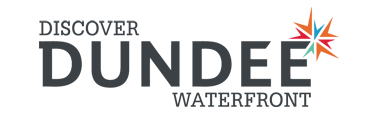 Discover Dundee Waterfront Council Logo 378 x 113