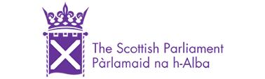 Scottish Parliament Logo 378 x 113