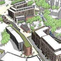 Bolton £1.2bn Council Masterplan