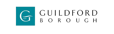 Guildford Borough Council Logo 378 x 113