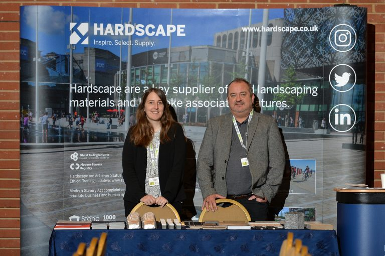 Hardscape Partnered Networking Event High Streets Development Conference. 30.10.19
