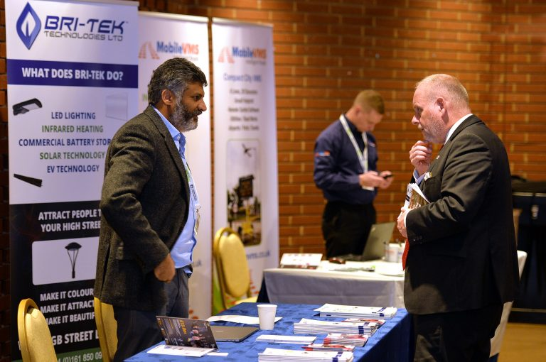 Bri Tek Technologies High Streets Development Conference. 30.10.19