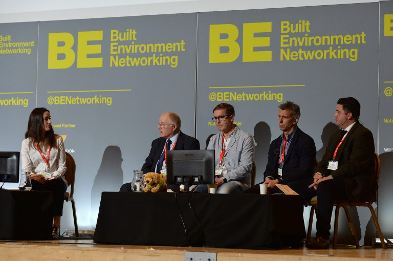 The Metamorphosis of Bolton Panel High Streets Development Conference. 30.10.19