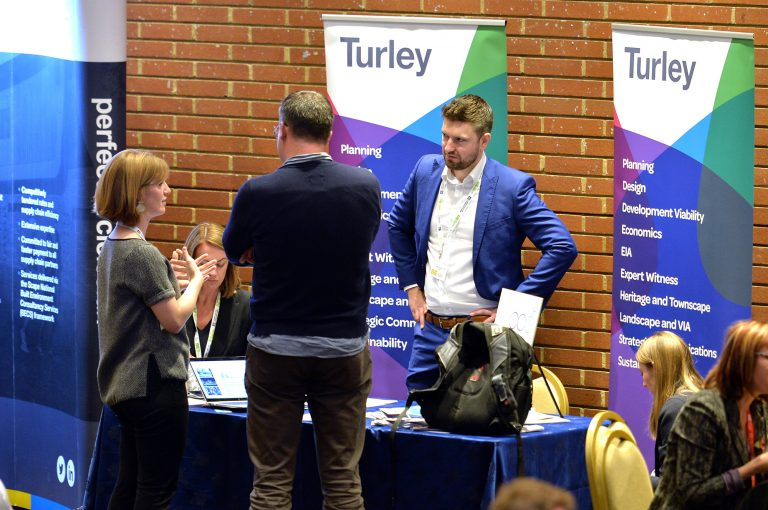 Turley Partnered Networking Event High Streets Development Conference. 30.10.19