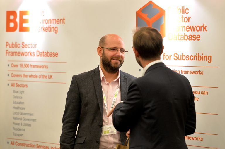 Attendee's network at High Streets Development Conference. 30.10.19