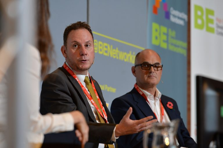 Rob Stewart and Mark Williams High Streets Development Conference. 30.10.19