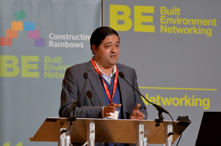 Saj Pervaiz of SKA Developments High Streets Development Conference. 30.10.19