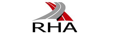 Logistics RHA Road Haulage Association Logo 378 x 113