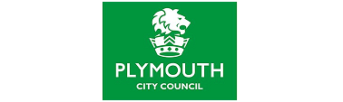 Plymouth City Council Logo 378 x 113