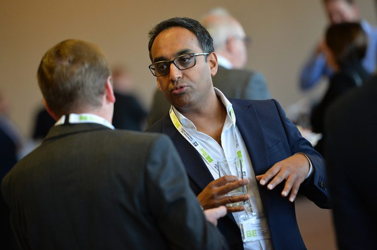 Sheds and Logistics Development Conference networking
