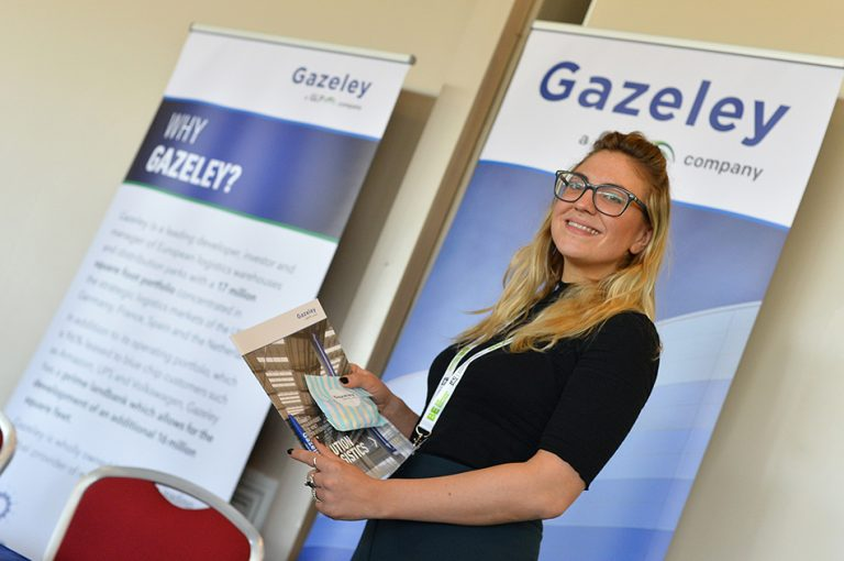 Gazeley Partnered networking event for the built environment