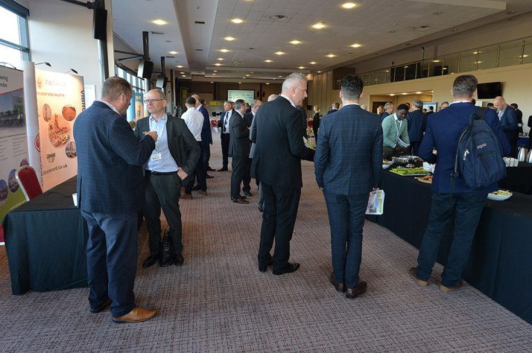 Sheds and Logistics Conference 2019 Networking Room