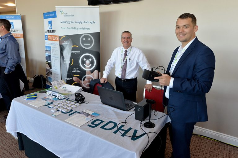 GDHV Partnered networking event for the built environment