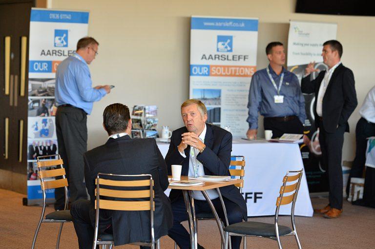 Aarsleff Partnered networking event