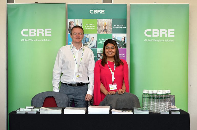 CBRE Partnered Networking Event in the MK Dons Stadium