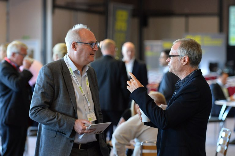 Built Environment Networking Event in Milton Keynes