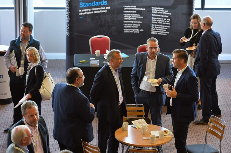 Networking Event in Milton Keynes for Sheds and Logistics