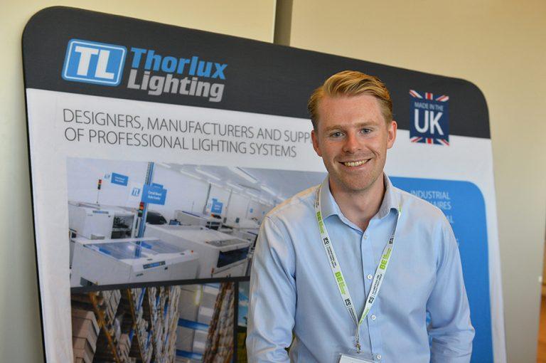 Thorlux Lighting Partnered Networking Event in Milton Keynes