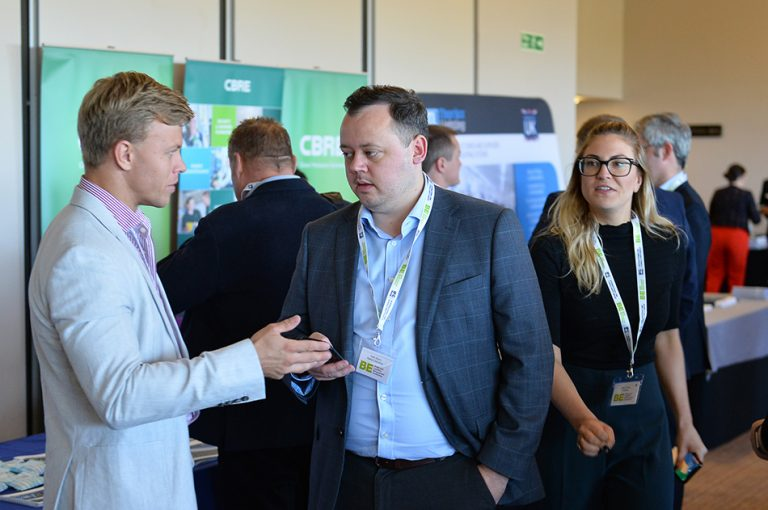Networking for the Built Environment 2019