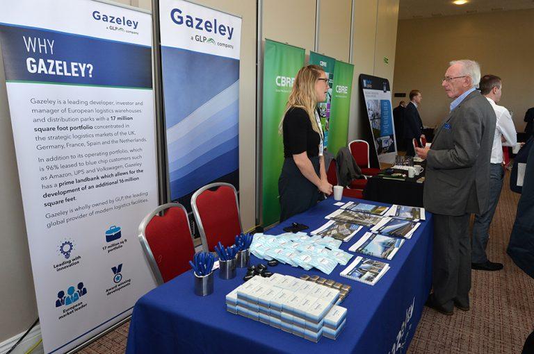 Gazeley Partnered Networking Event in Milton Keynes