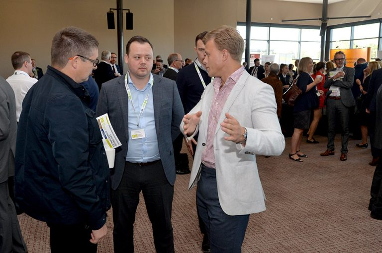 Networking for the built environment in Milton Keynes