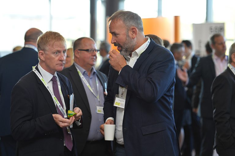 Networking in Milton Keynes for Sheds and Logistics Conference 2019