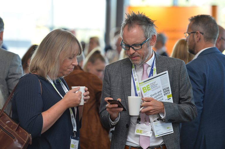 Networking event exclusive to the Built Environment