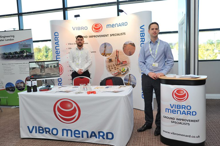 Vibro Menard Partnered Networking Event for the Built Environment
