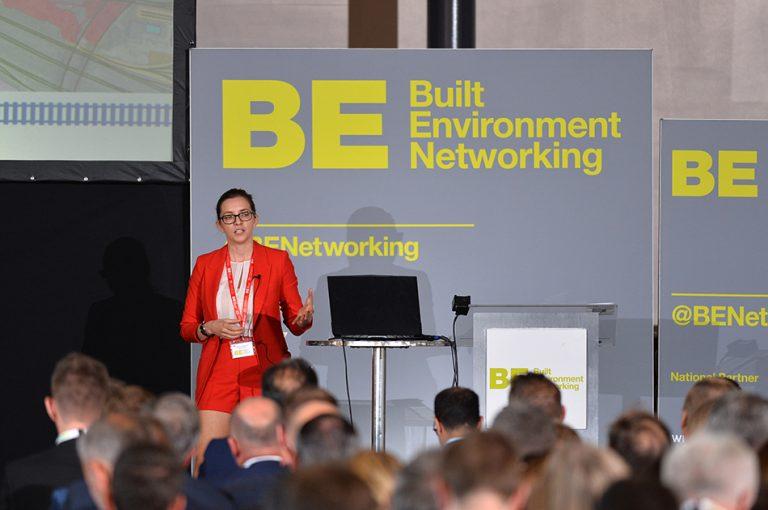 Rebecca Cunningham of Network Rail