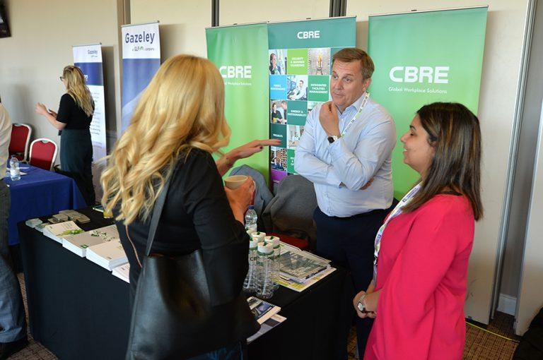 CBRE Partnered networking in Milton Keynes