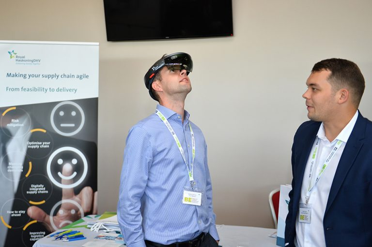 VR Tech on Show at Sheds and Logistics 2019