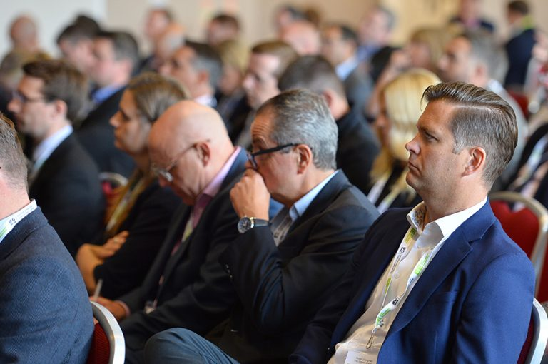 Networking in the built environment