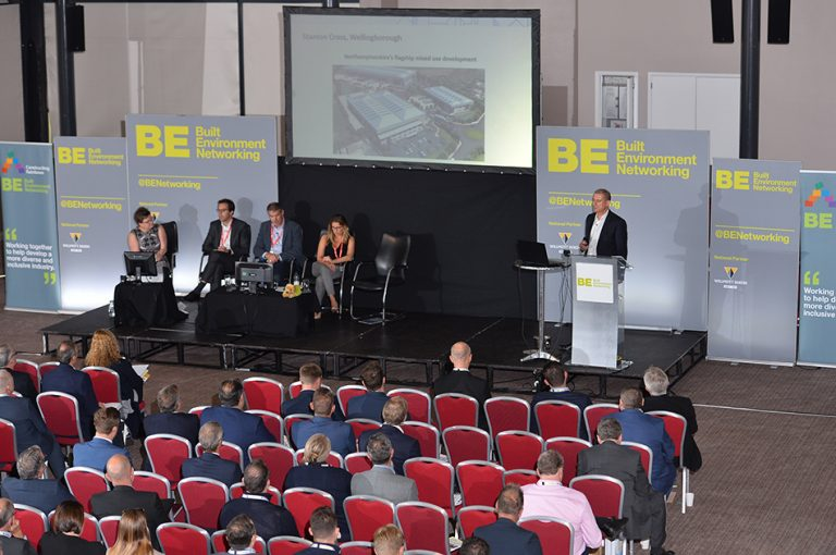 Nick Kay speaks at Sheds and Logistics Conference 2019