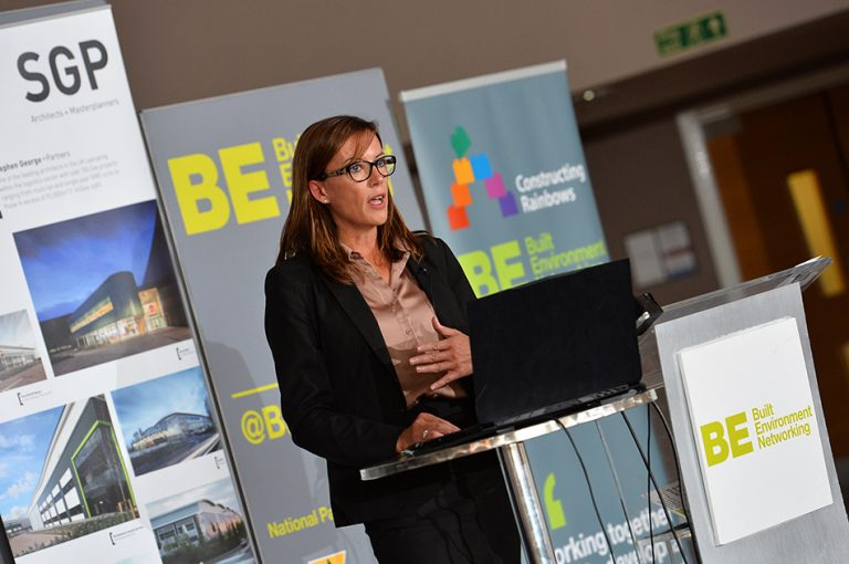 Rachel Price of Siemens at Sheds and Logistics