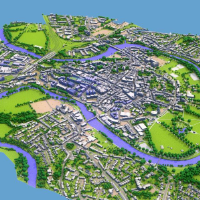 Shrewsbury 1 Town Big Plan