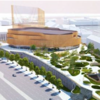 Swansea City Council Masterplan Arena