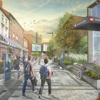 Walsall £500m Development Masterplan