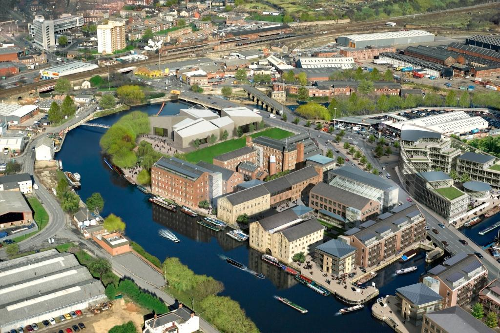 Waterfront Economy Wakefield District