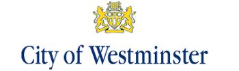 Westminster City Council Logo 378 x 113