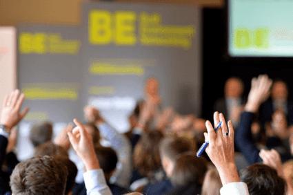 Generic 3 Oxford Cambridge Event Hands Air Questions Stock Generic