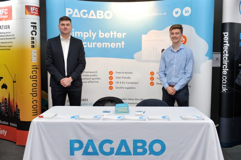 Pagabo Partnered Event at the Sheffield Megacentre