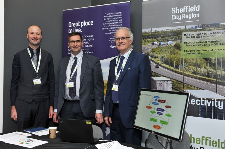 Sheffield City Region partnered networking event