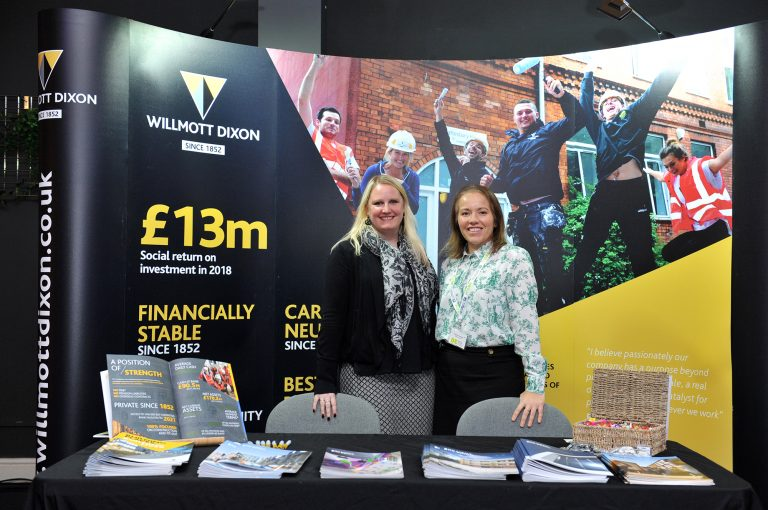 Willmott Dixon Partnered Networking Event Sheffield